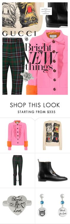 """""""Head-to-Toe Gucci"""" by cultofsharon ❤ liked on Polyvore featuring Gucci"""