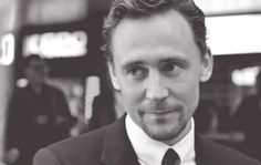 """Original blogger """"This does things to me"""" Tom Hiddleston."""
