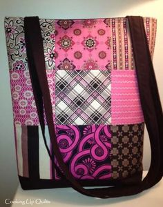 Free Zipppered Tote Bag Patterns Source by Free Zipppered Tote Bag Patterns Source by Bags String Patchwork Tote Tutorial Bag Pattern Free, Bag Patterns To Sew, Tote Pattern, Quilt Pattern, Free Tote Bag Patterns, Handbag Patterns, Sewing Patterns, Quilted Tote Bags, Patchwork Bags