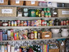 How to create an incredibly organized pantry