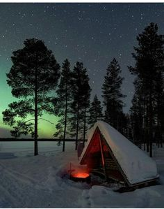 Finland Monuments, Winter Wonder, Winter Day, Aurora Borealis, Dark Wood, Outdoor Gear, Tent, Nostalgia, Around The Worlds