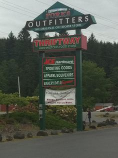 Fork's Outfitters Forks Washington