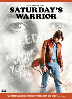 "New to the Library! September 2017 ""Saturday's Warrior"" {DVD}"