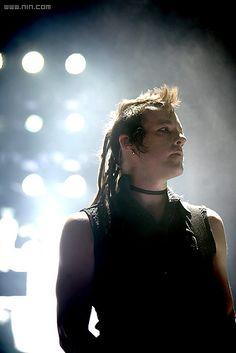 Robin Finck. Nine Inch Nails.