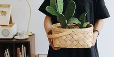 Discover the most beautiful cactus home decor to inspire with the amazing properties of this plant at the best prices. Cashew Yogurt, Pilot Wife, Living Room Photos, Forest House, Nature Decor, Fresh Green, Green Plants, Simple Living, Sustainable Fashion