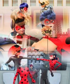 Ladynoir is purrfect <3
