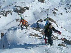 Bec de Lievre – Parete Nord Est Ski Touring, Outdoor Men, Mountain S, Mountaineering, Skiing, Outdoors, Adventure, Landscape, Nature
