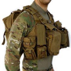 Tactical Hi-Vest by Agilite Gear