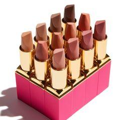 Makeup Order, Makeup To Buy, Nude Eyeshadow, Nude Lipstick, Lipstick Sale, Lipsticks, Huda Beauty Lipstick, Eyes Lips Face, Lipstick Collection
