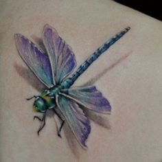 dragonfly tattoo designs for men and women. tattoos made on different parts of the body. tattoo designs of different sizes, shapes and colors. Dragonfly Tatoos, Dragonfly Tattoo Design, Dragonfly Art, Tattoo Designs, Watercolor Dragonfly Tattoo, Watercolor Tattoos, Tatoo 3d, Get A Tattoo, Tattoo You