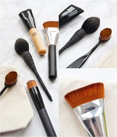 eBay Bargains - My Top 5 Makeup Brushes (all under £3)