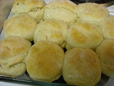Southern Living Buttermilk Biscuits