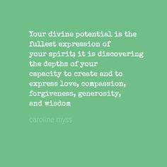 "Posts about consciousness, the internal ""divine,"" essential Buddhahood. Positive Words, Positive Life, Caroline Myss, Soul Healing, Spiritual Teachers, Mind Body Spirit, Spiritual Wisdom, Positive Affirmations, Forgiveness"