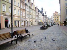 Opole - Rynek i zabudowa Starego Miasta