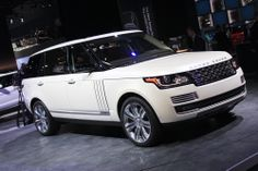 The 2014 Land Rover Range Rover is one of the top rated luxury vehicles on TCC.