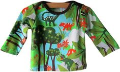 Gratis patroon en werkbeschrijving tricot shirt met envoloppe hals