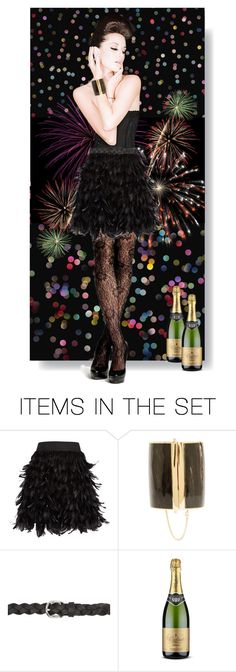 """happy new years doll"" by art-gives-me-life ❤ liked on Polyvore featuring art, contestentry and dolliesinartorfashion"