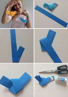 Crafts Paper Pet bird construction paper Top 10 Ways To Accessorize Your Home Garden A well-kept gar