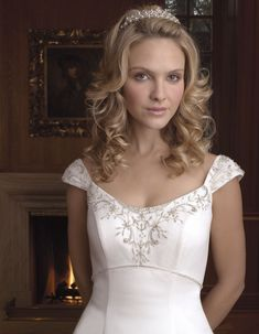 wedding hairstyles | Wedding hairstyles for medium hair | WeddingHairstyleZ.com