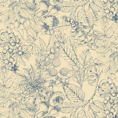 Kathy Hall - Outlander - Brush in Blue