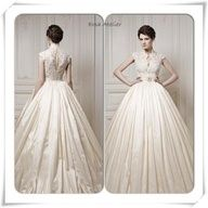 Bridal dress (=)