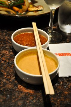 Benihana Magic Mustard Sauce is listed (or ranked) 1 on the list DIY Benihana Recipes You Can Make at Home Copycat Recipes, Sauce Recipes, Chicken Recipes, Cooking Recipes, Grill Recipes, Asian Recipes, Healthy Recipes, Ethnic Recipes, Asian Foods