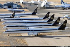 McDonnell Douglas DC-8-73AF - United Parcel Service - UPS | Aviation Photo #1068400 | Airliners.net