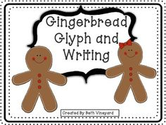 This relevant and fun activity can be used to support gingerbread units and writing.  Included is a gingerbread boy and girl to color with directions to color glyph, gingerbread boy story prompts and two different papers.   Happy Trails! Beth Vineyard  If you like this freebie, check out my store for my holiday resources!