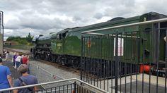Flying scotsman Flying Scotsman, Steam Engine, Engineering, Train, Technology, Strollers