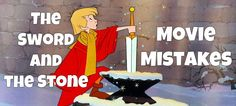 The Sword in the Stone Movie Mistakes