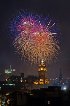 Edinburgh Festival, Scotland