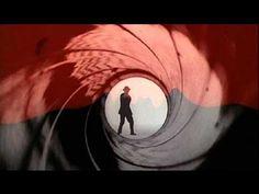 james Bond official theme song
