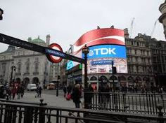 Image result for piccadilly circus tube