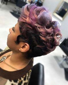 26 Incredible Purple Hair Color Ideas Trending Right Now Pastel Purple Hair, Hair Color Purple, Hair Color For Black Hair, Hair Colors, Bright Hair, Multicolored Hair, Colorful Hair, White Hair, Color Black