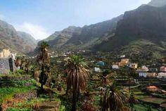 La Gomera, jedna z mniejszych Wysp Kanaryjskich
