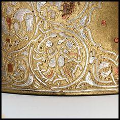 Gemini - Inkwell with twelve Zodiac medallions Gemini Art, Zodiac Signs Gemini, Zodiac Art, Traditional Artwork, Zodiac Symbols, Metal Working, Islam, Mosaic, Sculptures