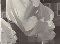 RALPH STEINER  1899 - 1986 Swirling Sheets Date:	ca. 1965