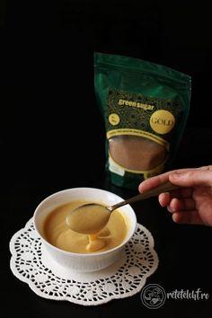 Sos de caramel sărat keto – Rețete LCHF Keto, Lchf, Tableware, Candies, Dinnerware, Dishes