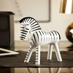 Kay Bojesen Zebra Holzfigur