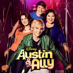 With Ross Lynch, Laura Marano, Raini Rodriguez, Calum Worthy. Austin and Ally are celebrity judges on a singing competition show. Series Disney Channel, Stars Disney Channel, Series Da Disney, Disney Channel Original, Film Disney, Disney Xd, Original Movie, Disney Movies, Disney Channel Movies