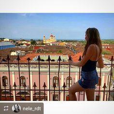 #Follow @nele_rdt: Beautiful #Granada #Nicaragua #ILoveGranada #AmoGranada #Travel #CentralAmerica #GranadaNicaragua