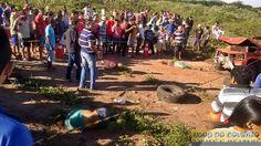 Piauí, Grave acidente entre caminhonete e moto deixa 5 mortos