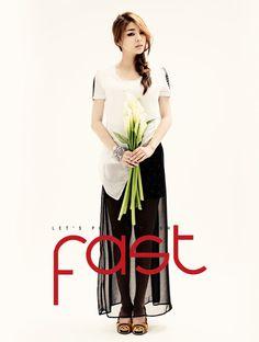 Ailee – Fast Magazine