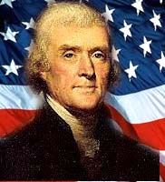 Thomas Jefferson will always be remembered as the chief writer of the Committee of 5 that crafted the Declaration of Independence. Though born of Welsh parents and a British citizen, he felt calle… Thomas Jefferson, American Pride, American History, Sally Hemings, What Day Is Today, British America, The Right Stuff, American Presidents, Dead Presidents