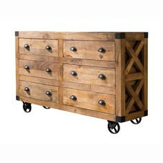 shop coaster fine furniture 950602 donny osmond home antonelli 6 drawer accent cabinet at the
