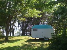 Home sweet home!! Cobscook St Park, Maine.