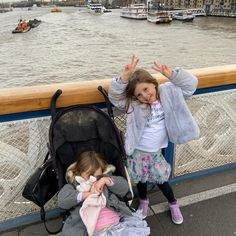 One of them is enjoying Tower Bridge more than the other. Antique Jewellery, Tower Bridge, Victorian, Antiques, Decor, Ancient Jewelry, Antiquities, Antique Jewelry, Antique