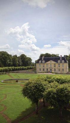 lacloserie: Chateau Louvois - Champagne - FranceJean Marc Palisse cotemaison.fr