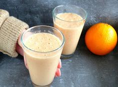 Glass Of Milk, Smoothies, Pudding, Drinks, Recipes, Aga, Rezepte, Smoothie, Puddings