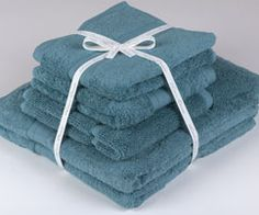 Stunning Luxury 10 Year Towel - Available in a range of colours, seperate or in sets. Love these, bought some for my house as well. Retail Shop, City Life, Soft Furnishings, Blankets, Bathrooms, Towel, Range, Colours, Interiors